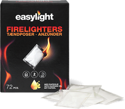 Easylight Firelighters 72 stk.