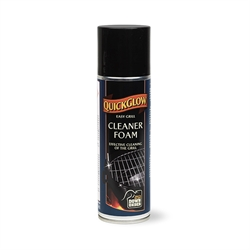 Quick Glow Easy Grill Cleaner Foam